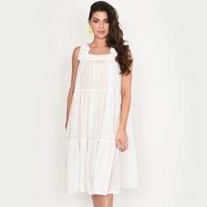 Poppy Tiered Dress One Size