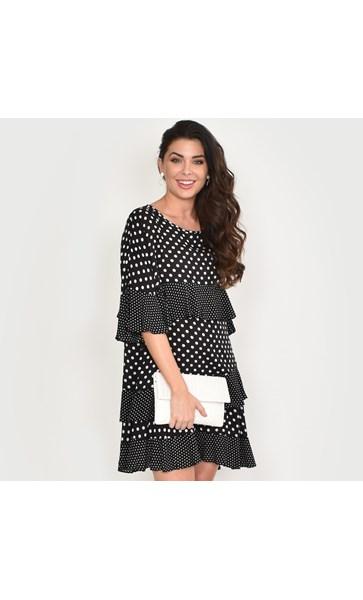 Lozzy Frill Dress Size SM