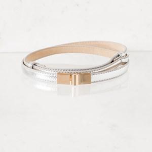 Adjustable Thin Waist Belt