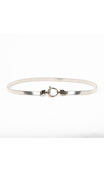 Toggle Slinky Metal Event Waist Belt