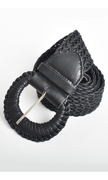 Plait Weave Byron Belt