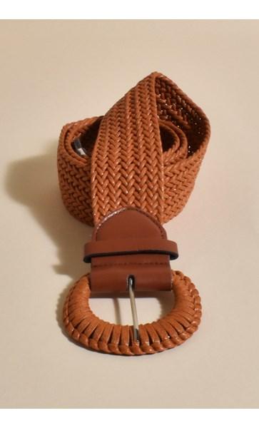 Plait Weave Byron Belt