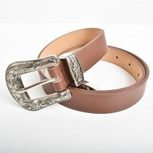 S/M Western Buckle Belt