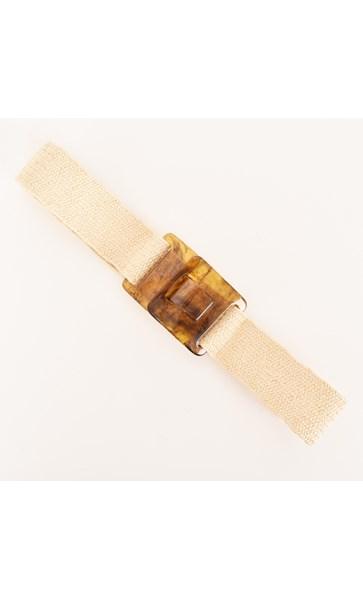 Resin Clip Stretch Belt