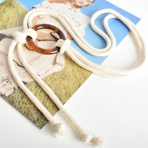 Resin Ring Rope Belt