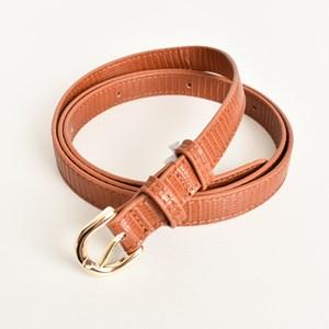 XL Narrow Reptile Belt