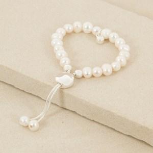Adjustable Small Freshwater Pearl Bracelet