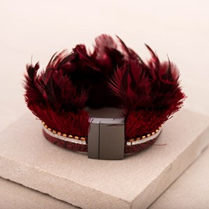 Pocahontas Feather Cuff