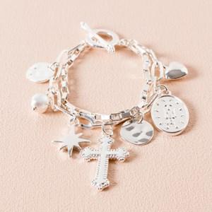Charms Box Bracelet