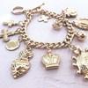 Cup of Faith Charms Toggle Bracelet - pr_54383