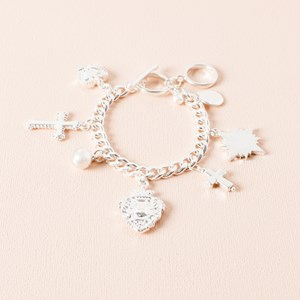 Guiding Star Charms Bracelet