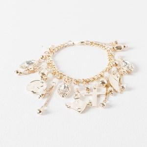 Angelic Charms Bracelet