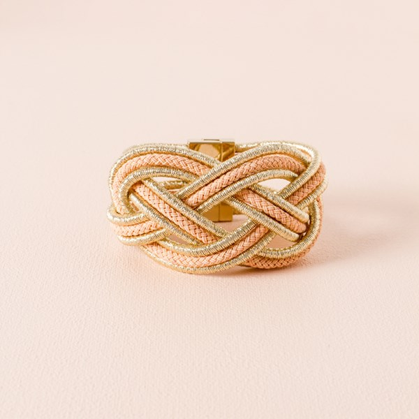 Double Knot Front Cuff
