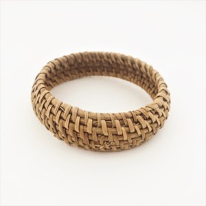 Canggu Weave Rattan Bangle