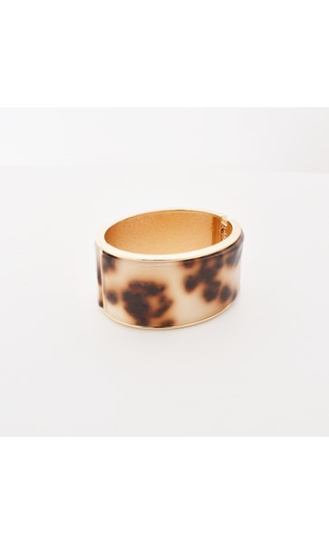 Resin Metal Edge Hinge Cuff