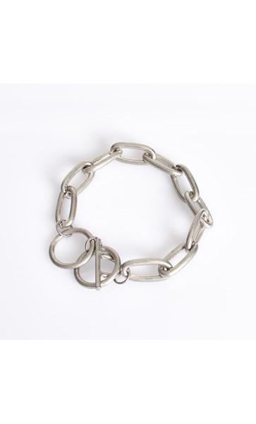 Medium Oval Chain Link Bracelet