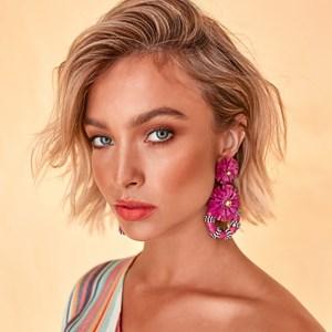Daisy Chain & Ring Earrings