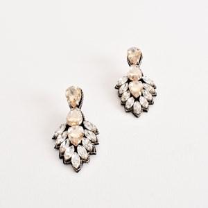 Elizabeth Jewelled Earrings