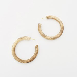 Natural Timber Hoop