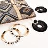 Ella Beaded Fringe Ring Earrings - pr_70241