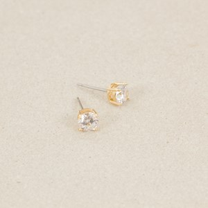 5mm Diam Round Earring