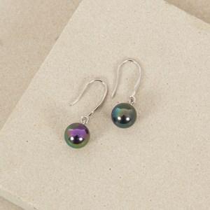 Simple Drop Hook Earrings
