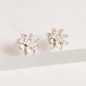 Mini Flower Earring