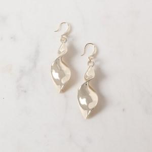Swirl Hook Earring