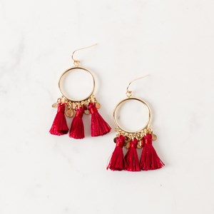 Mini Gypset Hoop Earrings