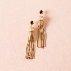 Colloseum Chain Stud Earrings