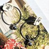 May Flower Ring Front Earrings - pr_55880