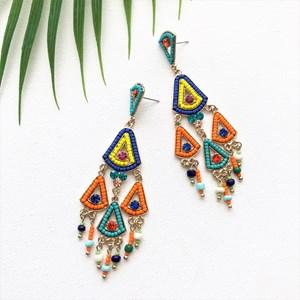 Mexicana Jewelled Earrings