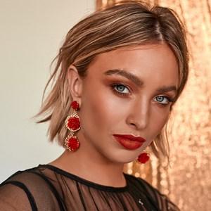 Rose Queen Earrings