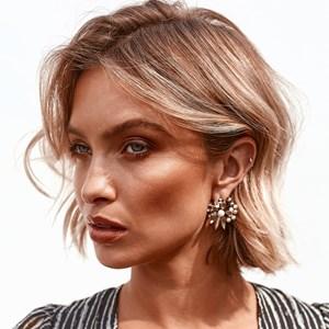 Floral Pearl & Jewel Cluster Earrings