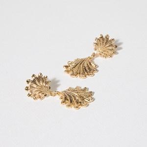 Moulded Shell Earrings
