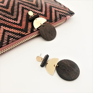 Timber Metal Mix Earrings