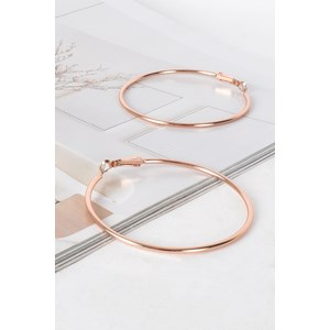 Medium Essential Hoop Earring