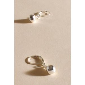 French Hook Tiny Teardrop Earrings