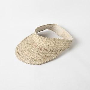 Natural Weave Visor
