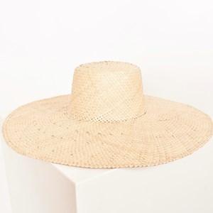 Vacation Straw Wide Brim Hat