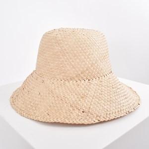 Bucket Straw Hat