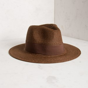Paper Mix Panama Hat