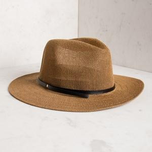 Paper Mix Fedora Hat