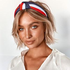 Striped Fabric Headband