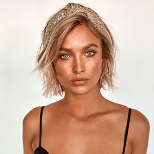 Glitter Fabric Headband
