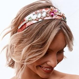 Gardens of Capri Jewelled Headband