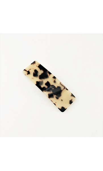 Rosie Rectangle Hair Barrette