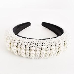 Princess Pearl Headband