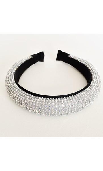 Diamante Padded Headband