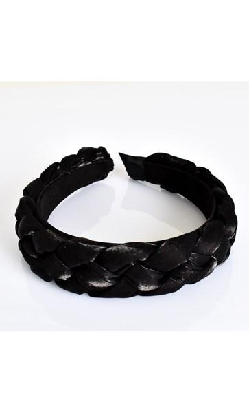 Satin Plait Headband